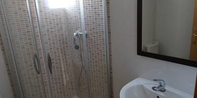 Viviendas en Casetas (Zaragoza) - Edificio Bulevar baño
