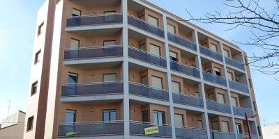 Viviendas en Casetas (Zaragoza) - Edificio