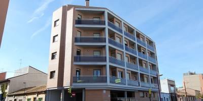 Viviendas en Casetas (Zaragoza) - Edificio Bulevar