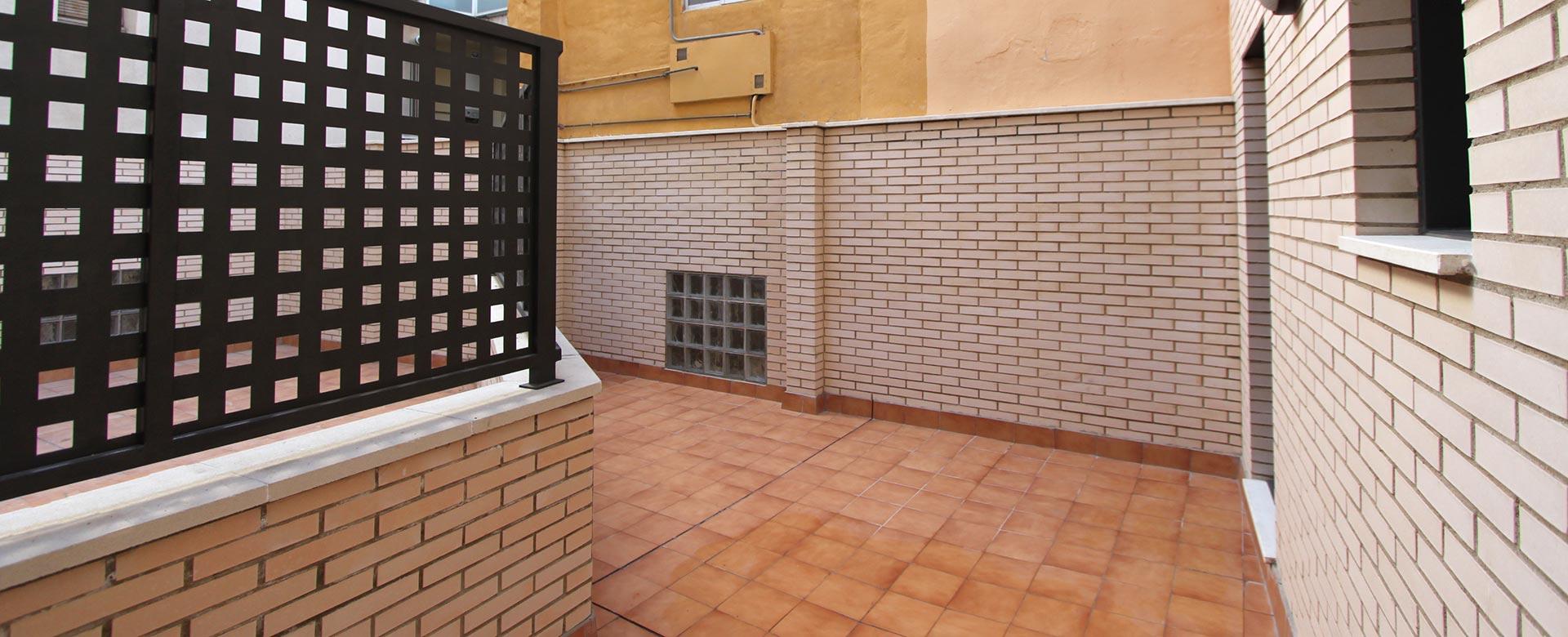 terraza Edificio Bicentenario
