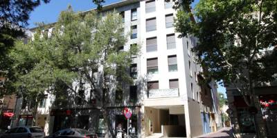 viviendas en Zaragoza Edificio Tio jorge Zaragoza fachada