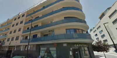 Camino del Vado (Zaragoza)- Edificio Mediodía