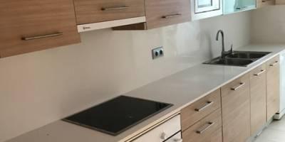 Cocina equipada Edificio Amadeus comprar piso en la pineda