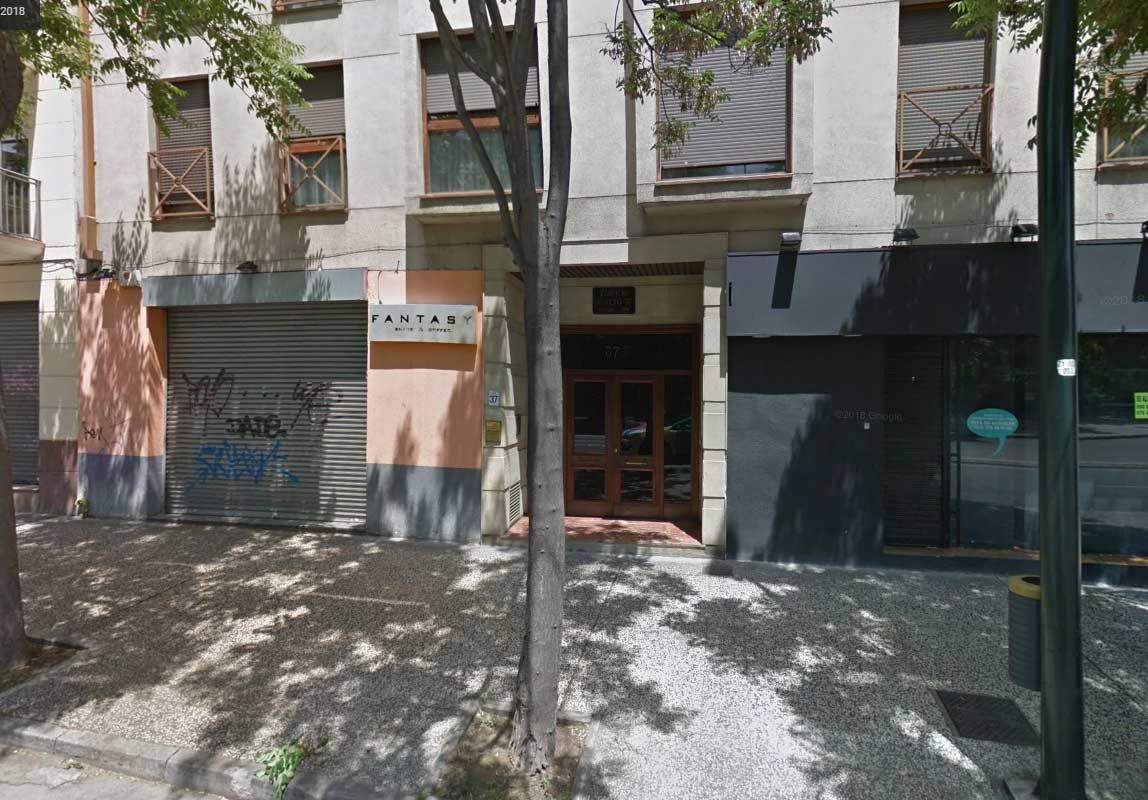 Calle Asalto 37 Zaragoza