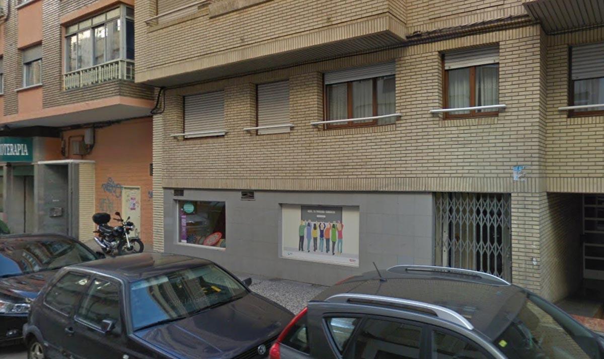 calle florida 11-13 De Zaragoza