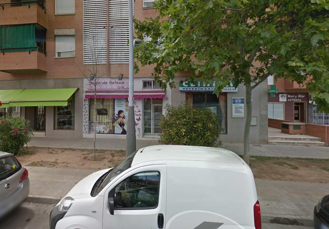 garajes puerta sancho Zaragoza