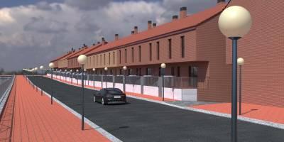 Viviendas unifamiliares de Obra Nueva para comprar piso en Zaragoza